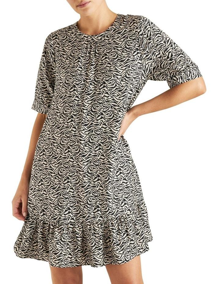 Mini Zebra Dress image 1