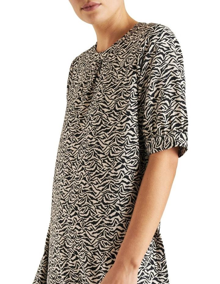 Mini Zebra Dress image 4