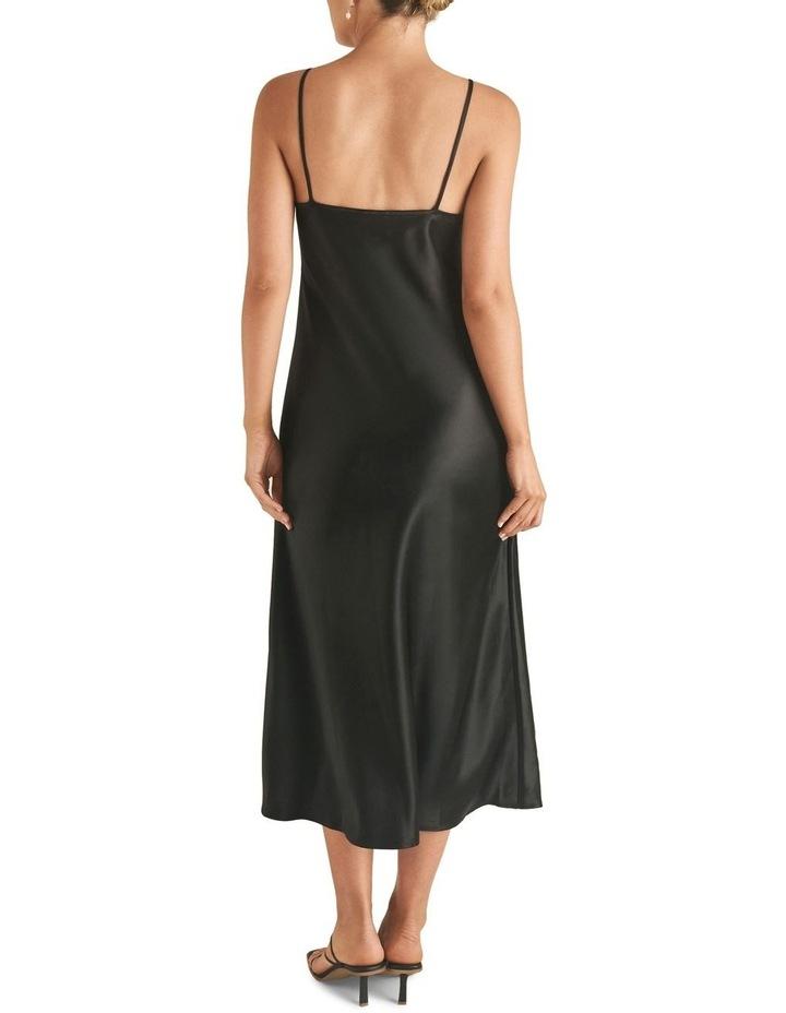Tie Front Slip Dress image 3
