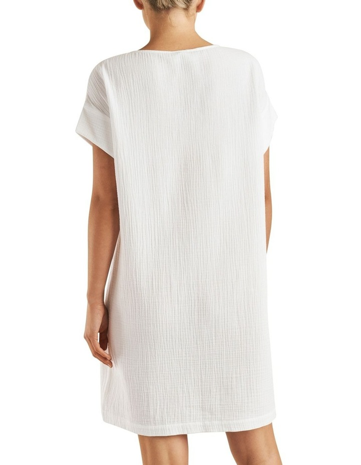 Cheesecloth Shift Dress image 3