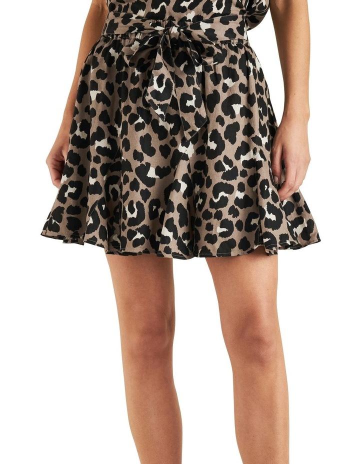 Ocelot Godet Skirt image 1