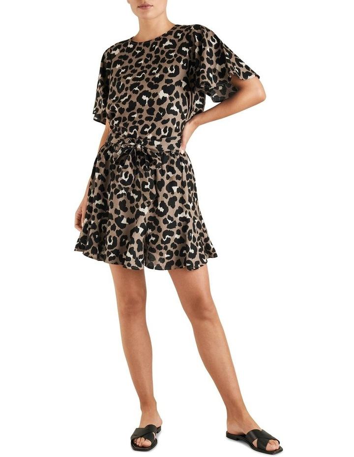Ocelot Godet Skirt image 2