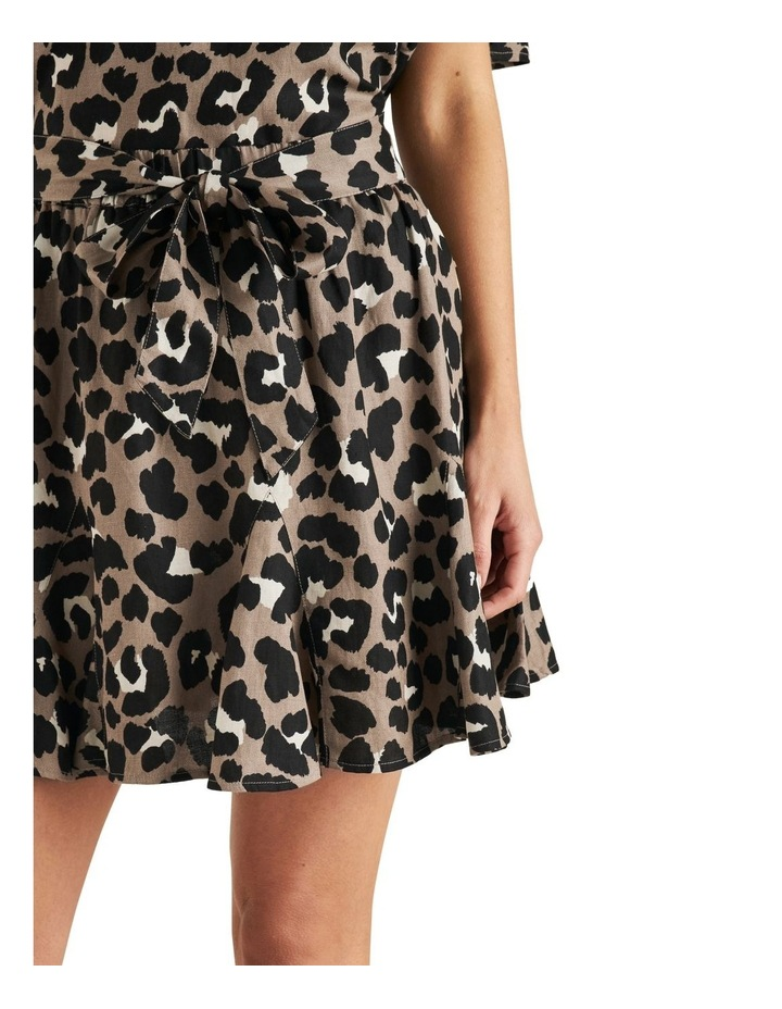 Ocelot Godet Skirt image 4