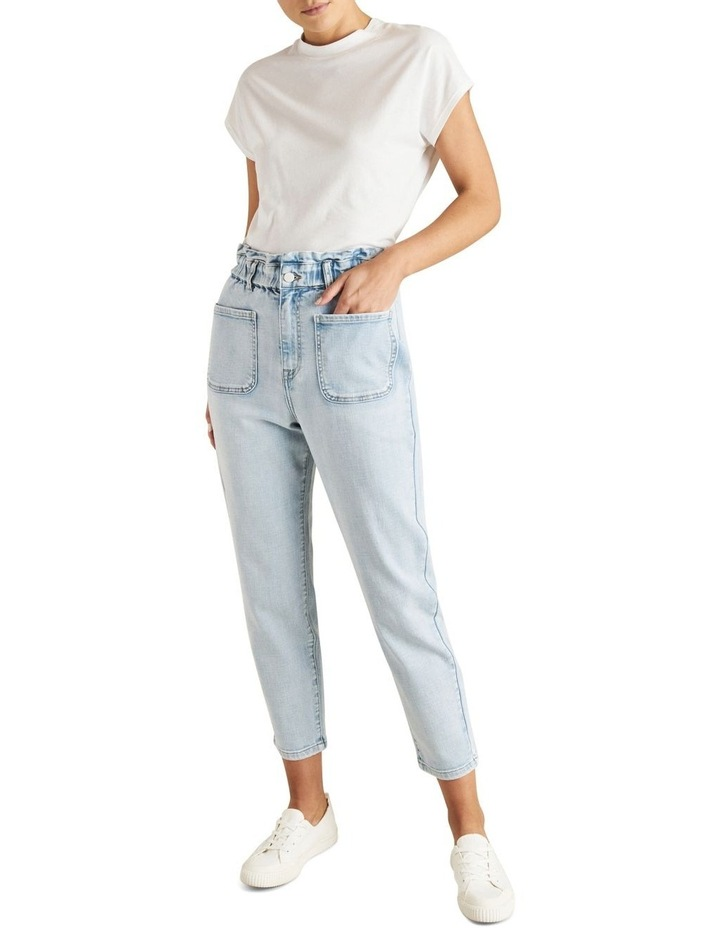 Pocket Front Paperbag Jean image 2