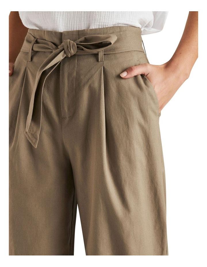 Pleat Front Pant image 4