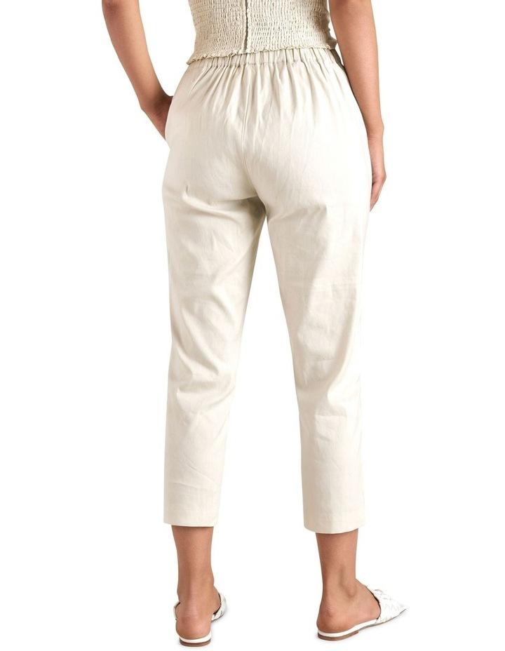 Slim Pintuck Pant image 3