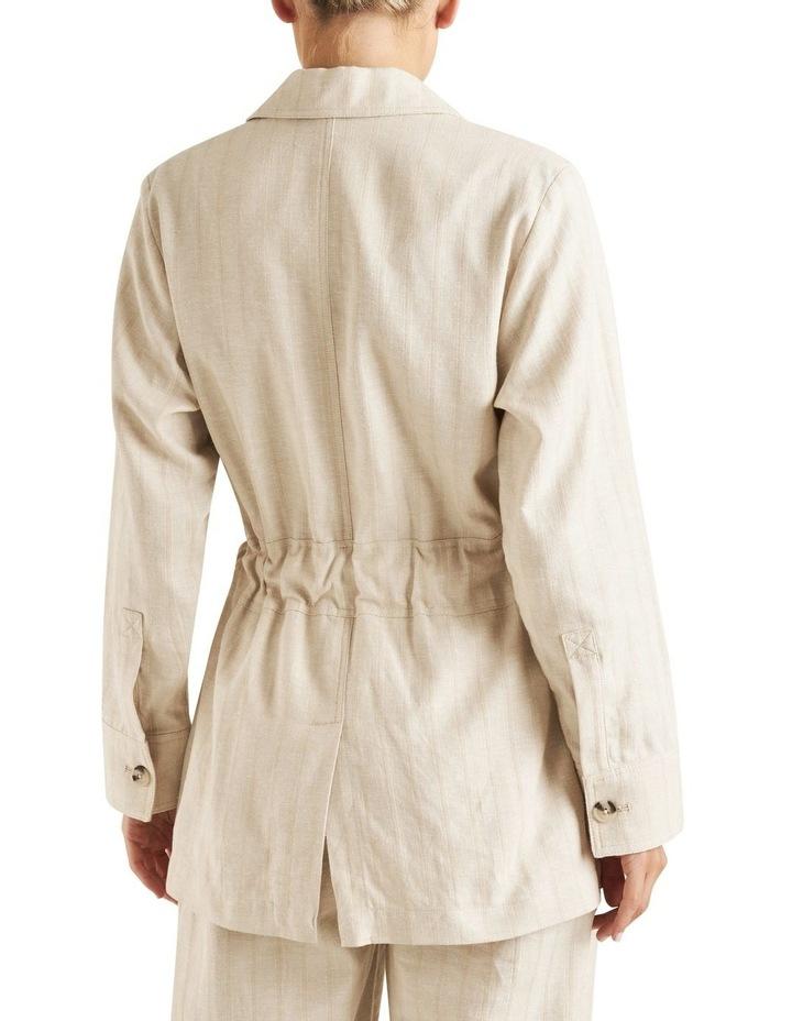 Self Stripe Jacket image 3