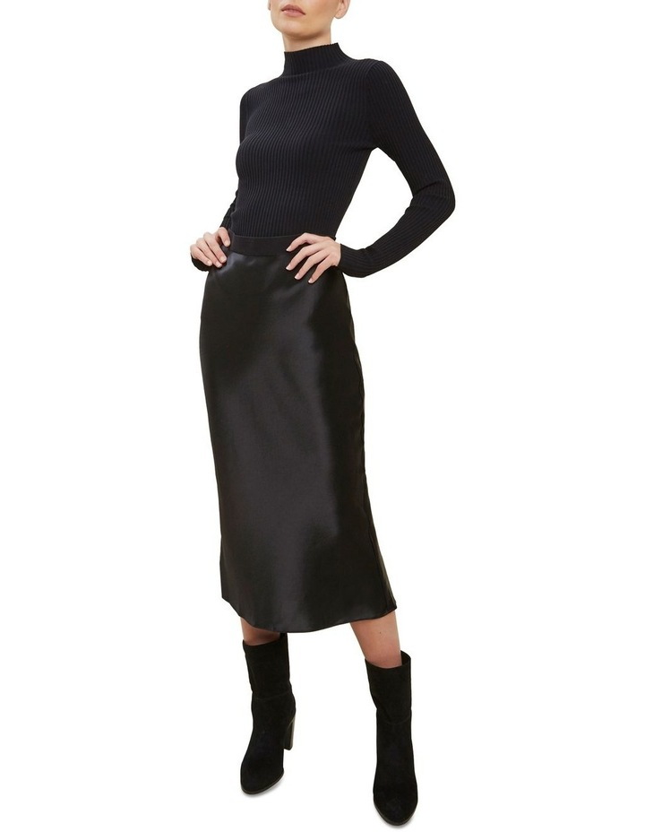 Fitted Rib Sweater image 2