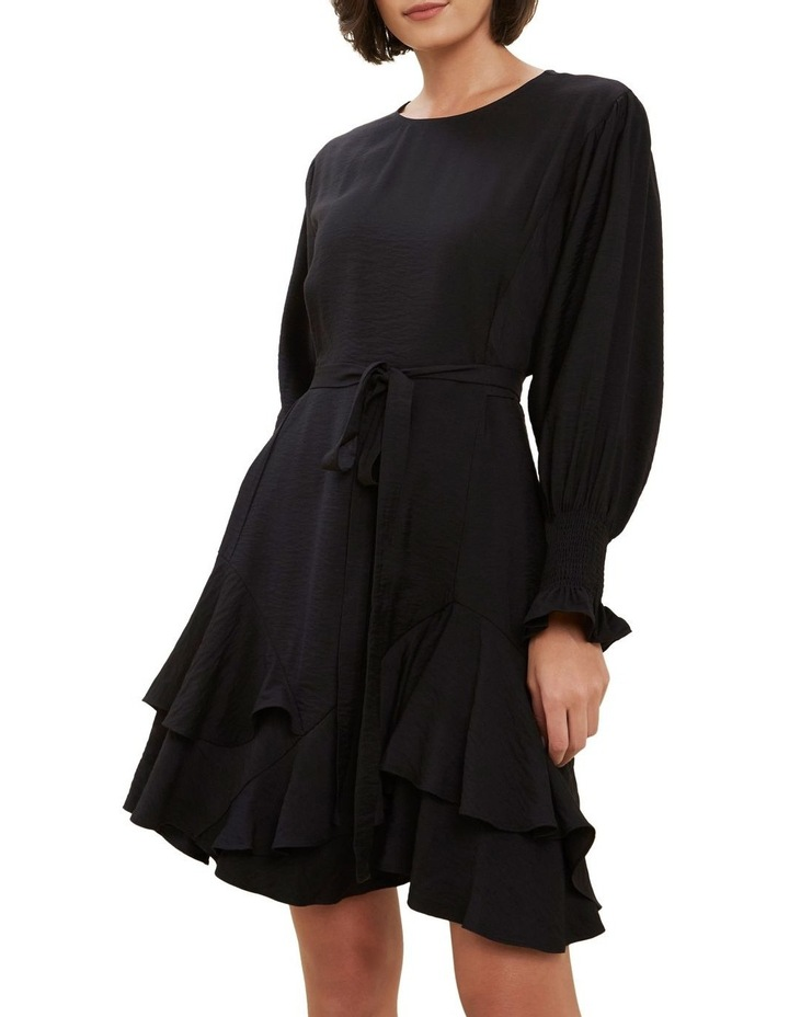 Ruffle Mini Dress image 1