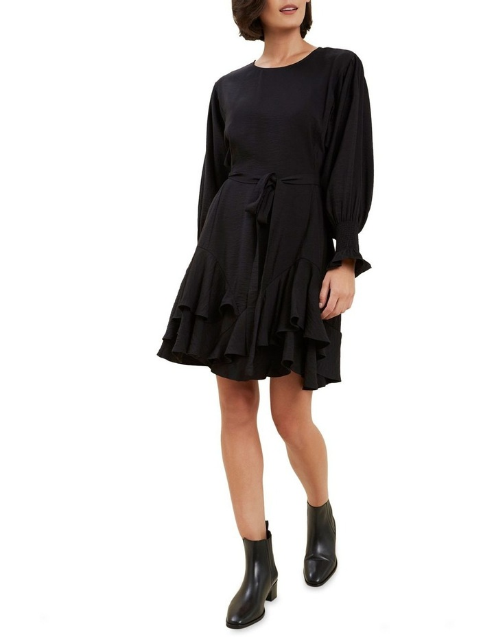 Ruffle Mini Dress image 2