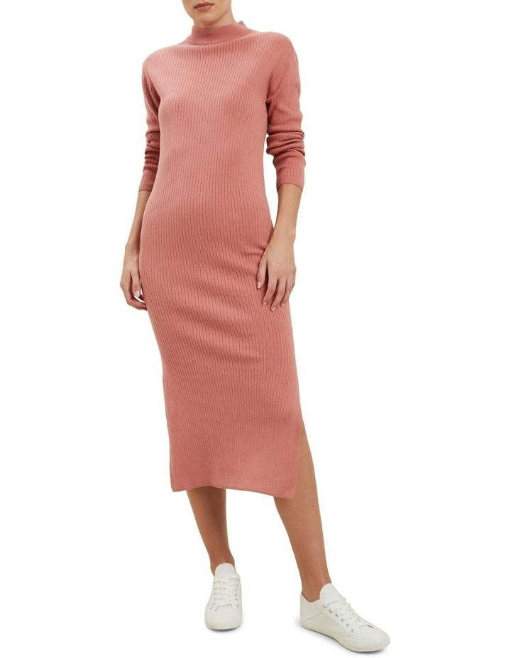 Sustainable Simple Knit Dress image 1