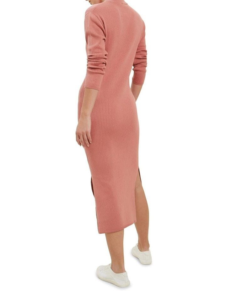 Sustainable Simple Knit Dress image 3