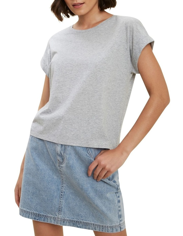Core Rolled Cuff Tee image 1