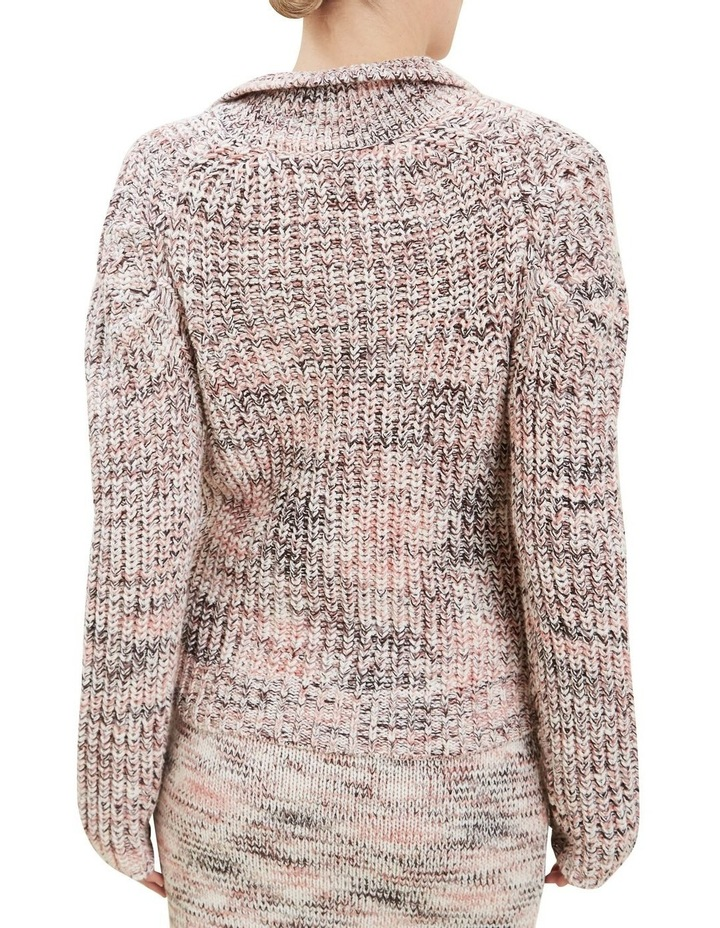Sustainable Spacedye Knit Sweater image 3
