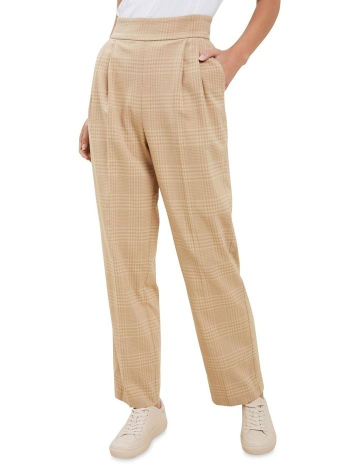 Plaid Suit Pant image 1