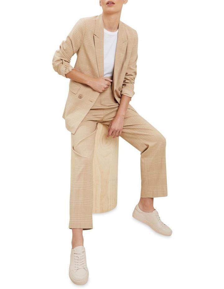 Plaid Suit Pant image 2