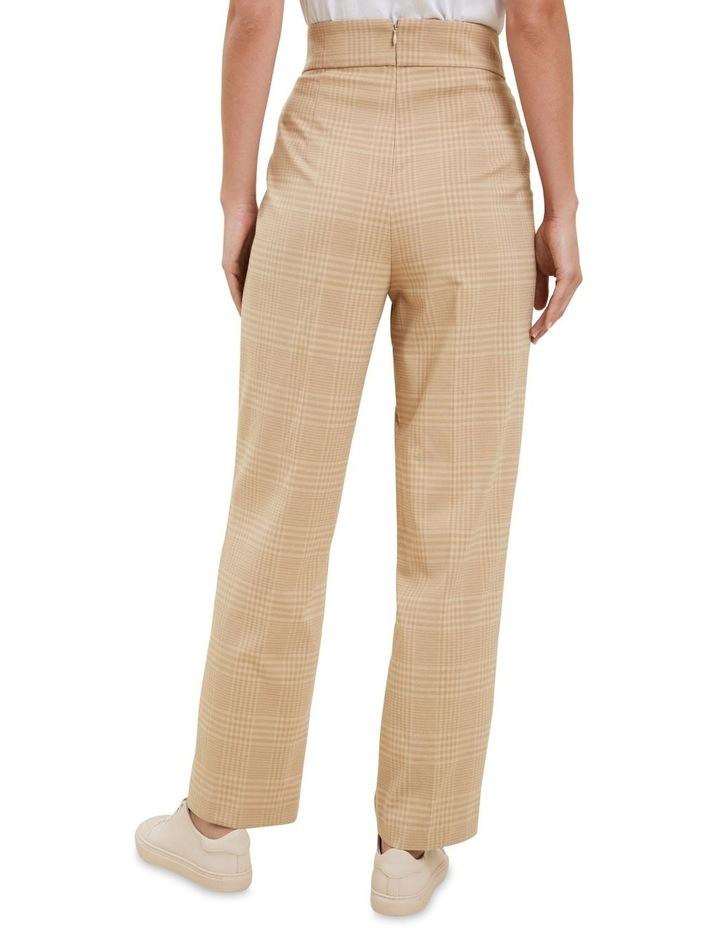 Plaid Suit Pant image 3