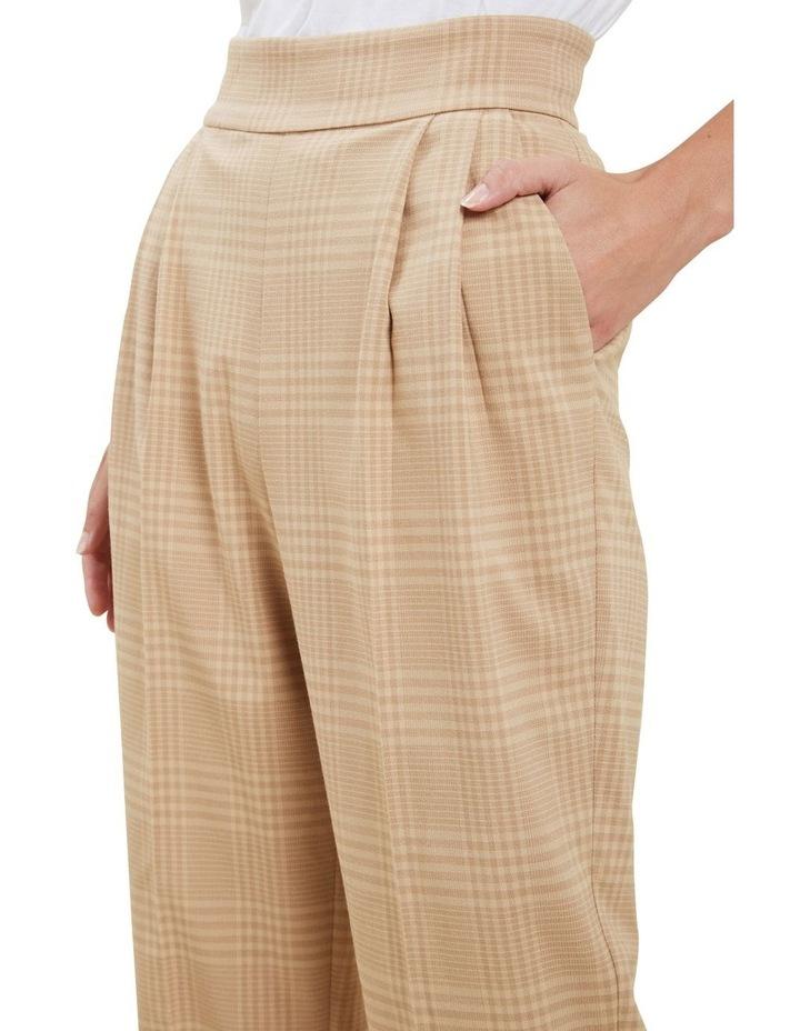 Plaid Suit Pant image 4