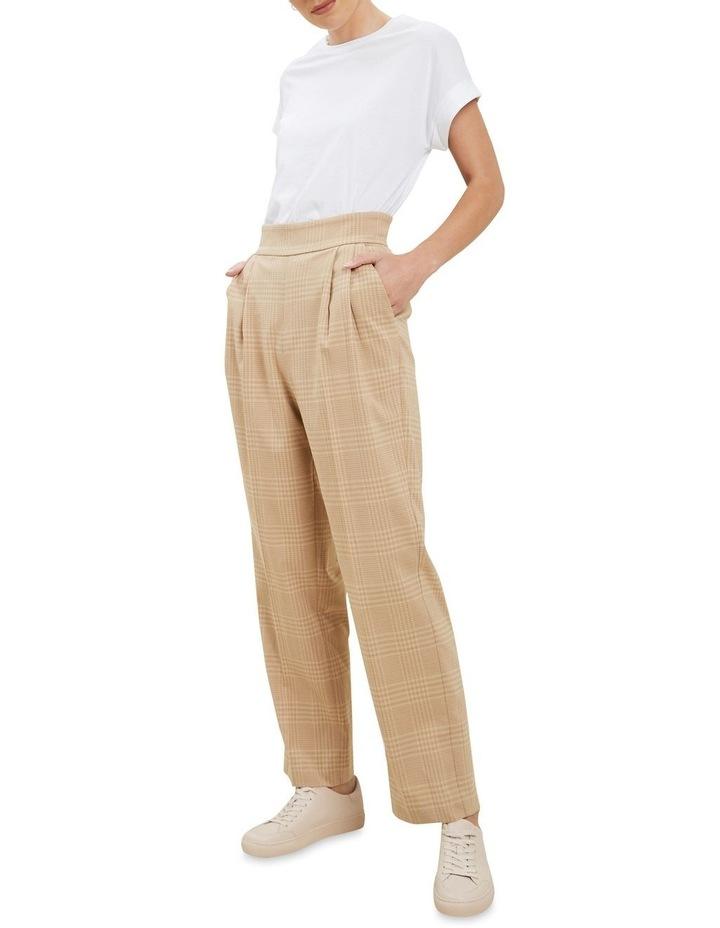 Plaid Suit Pant image 5