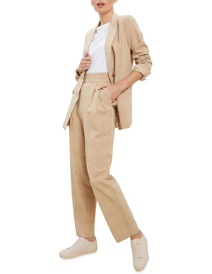 Plaid Suit Blazer image 2