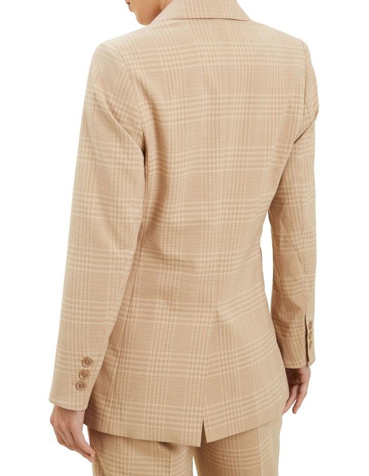 Plaid Suit Blazer image 3