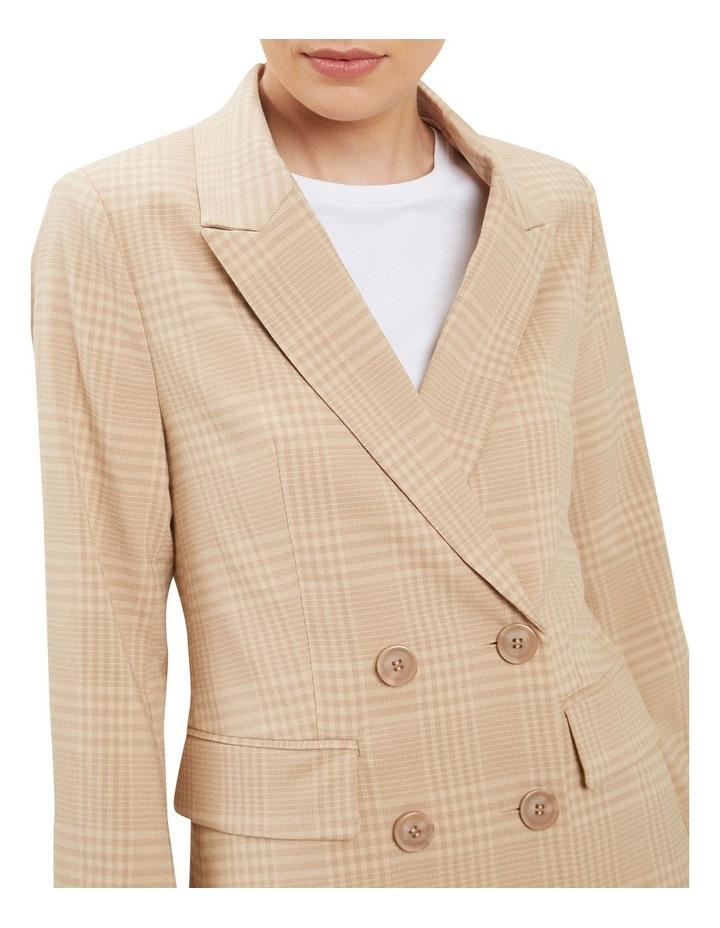 Plaid Suit Blazer image 4
