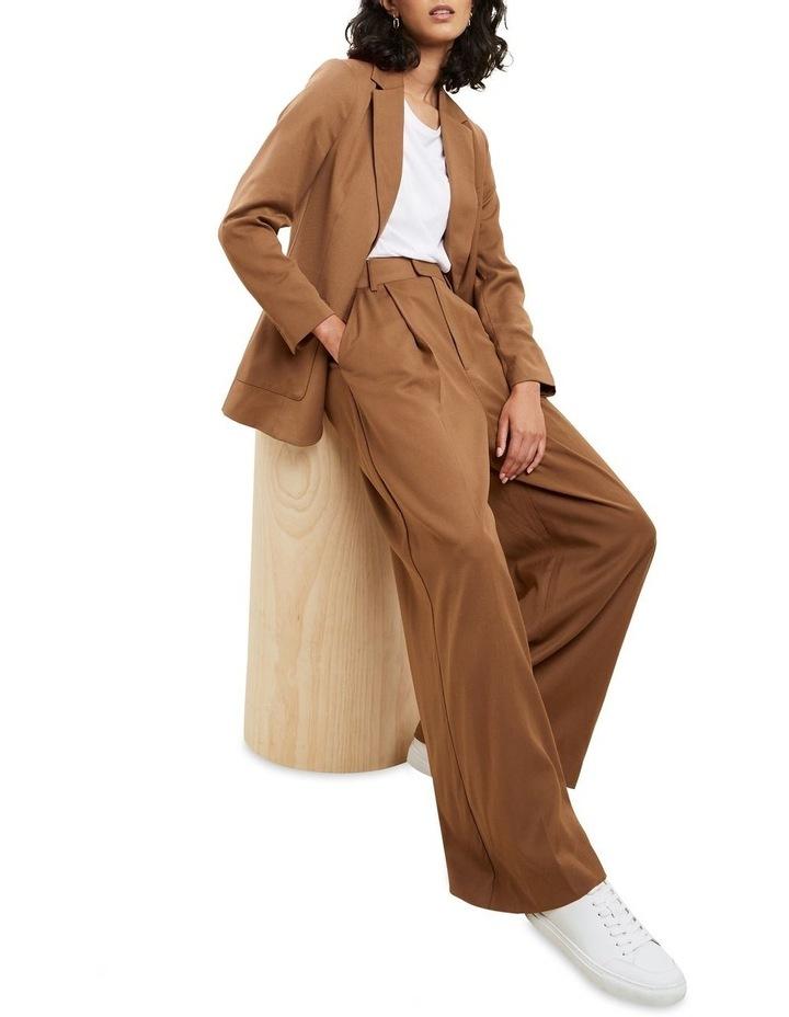 Twill Suit Blazer image 2