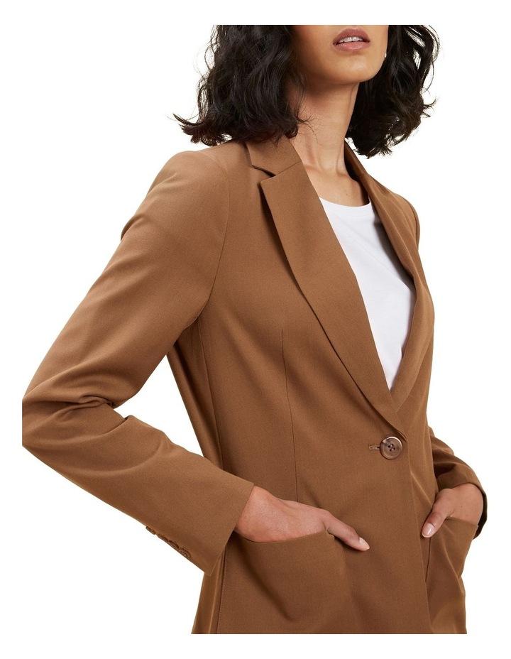 Twill Suit Blazer image 4