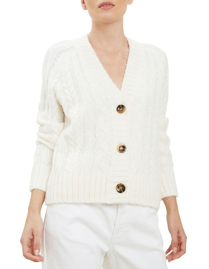 Cable Knit Cardigan image 1
