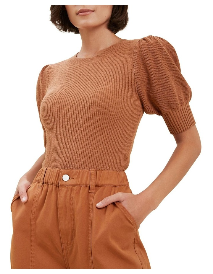 Boucle Knit Top image 1