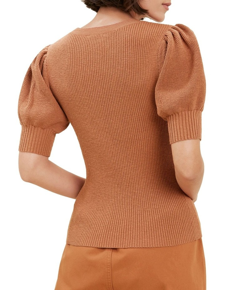 Boucle Knit Top image 3