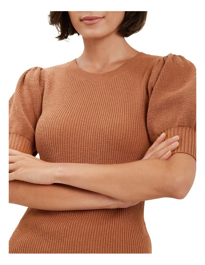 Boucle Knit Top image 4