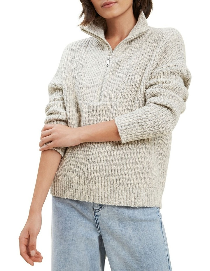 Marle Collared Sweater image 1