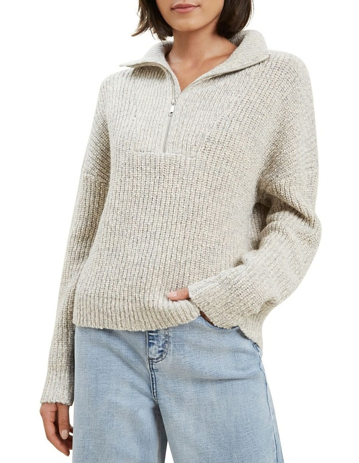 Marle Collared Sweater image 4