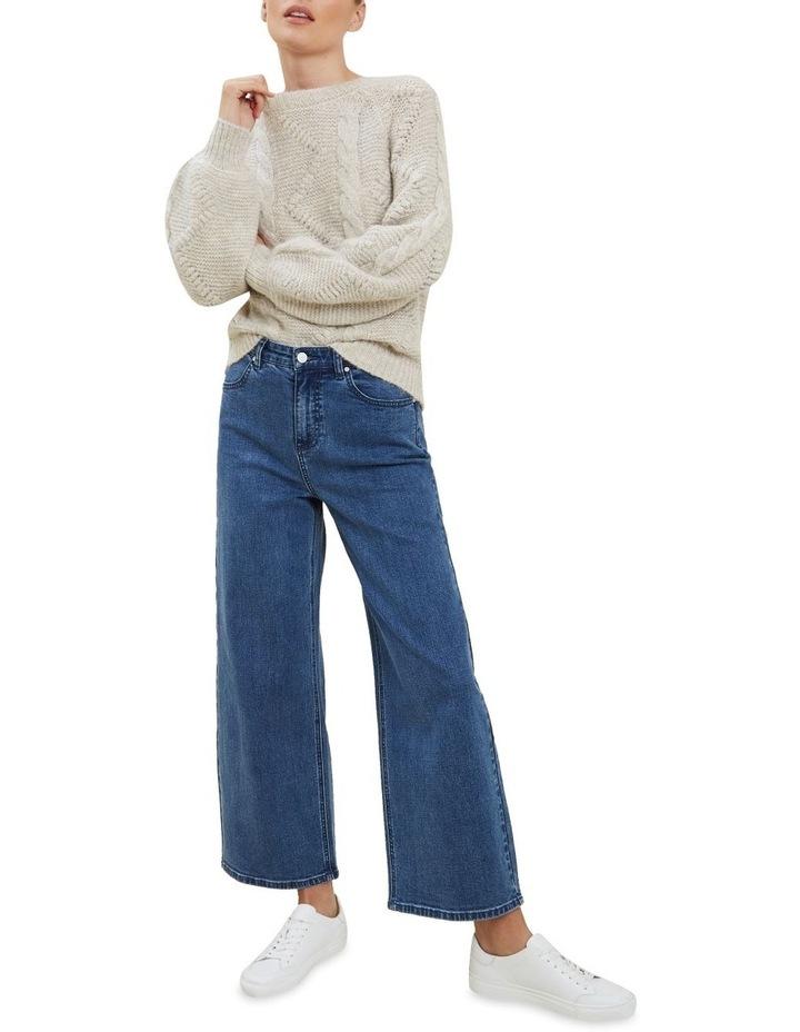 Pom Pom Mohair Sweater image 2