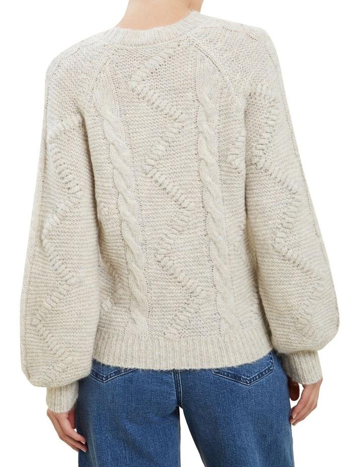 Pom Pom Mohair Sweater image 3