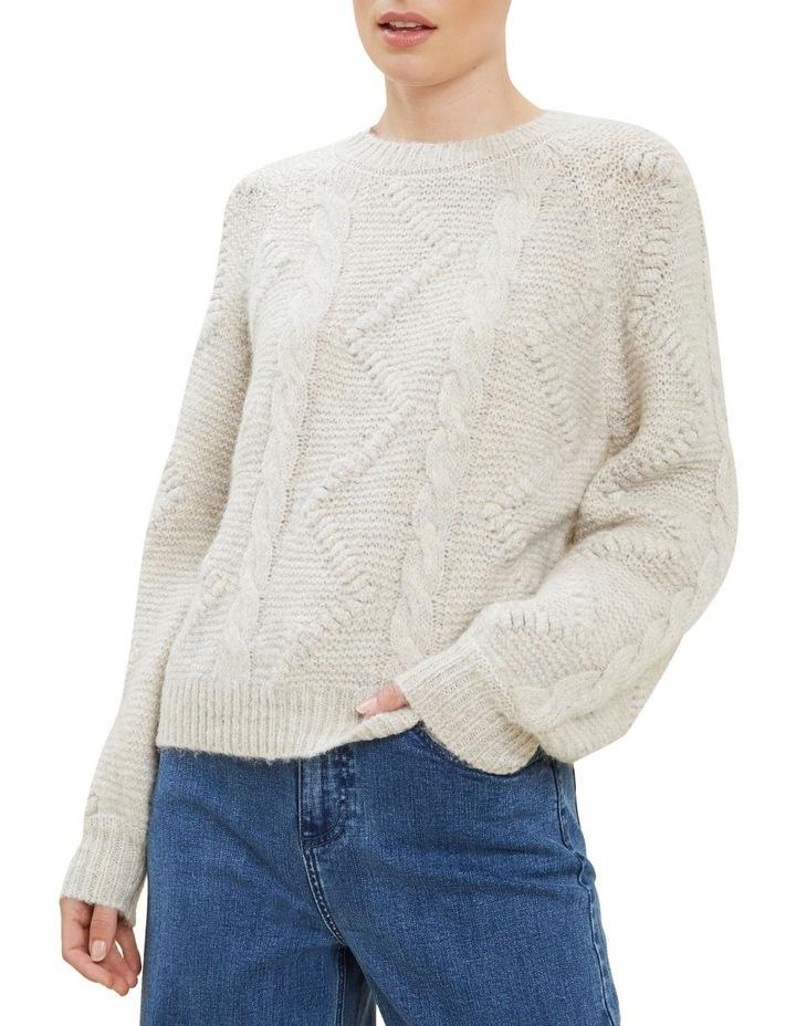 Pom Pom Mohair Sweater image 4