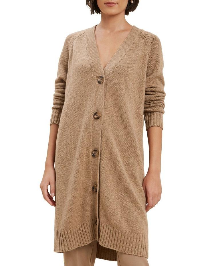 Wool Blend Cardigan image 1