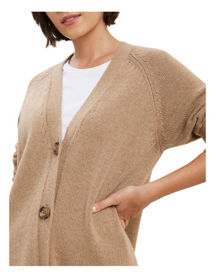 Wool Blend Cardigan image 4