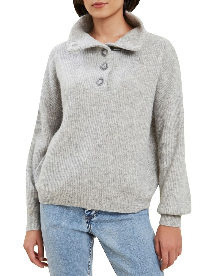 Button Down Sweater image 1