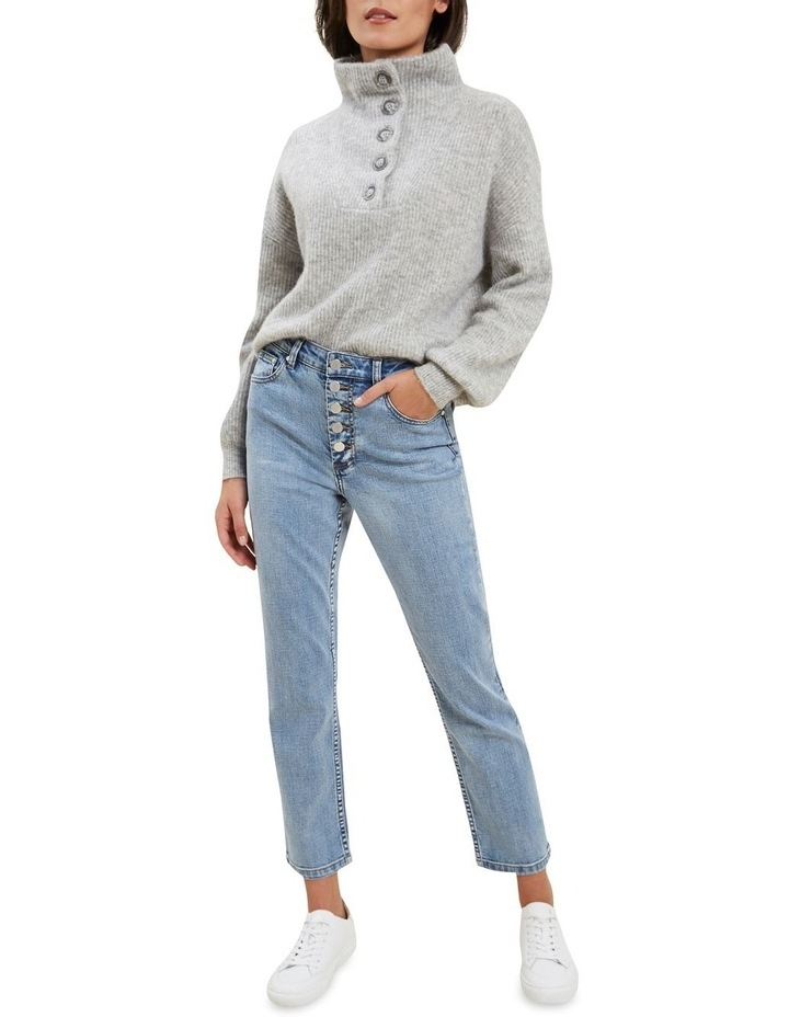 Button Down Sweater image 2