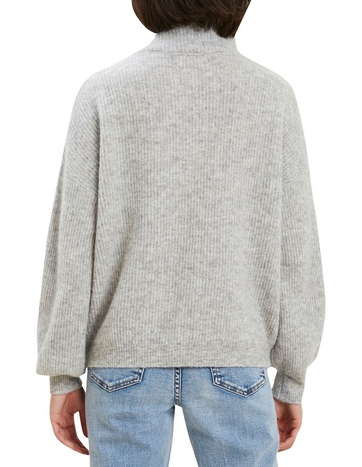 Button Down Sweater image 3