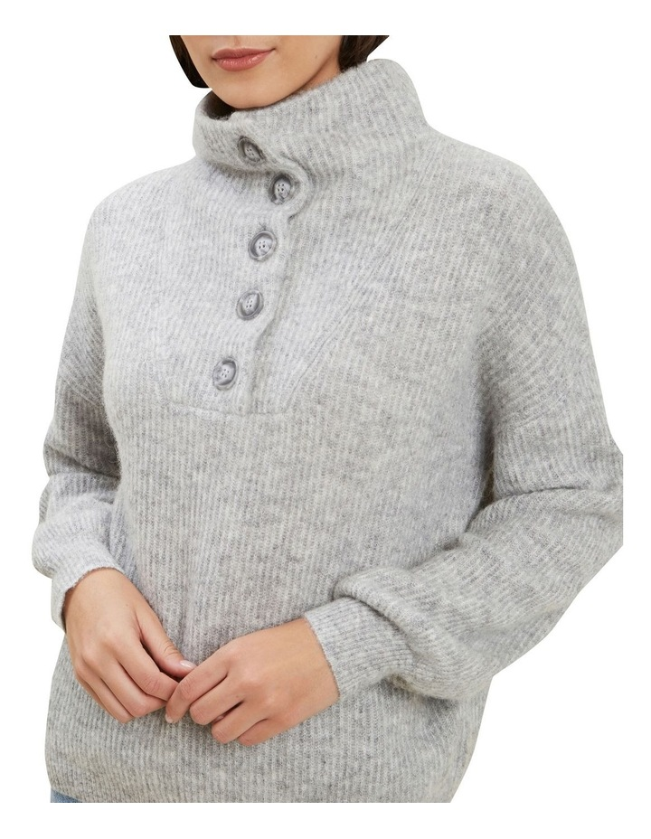 Button Down Sweater image 4