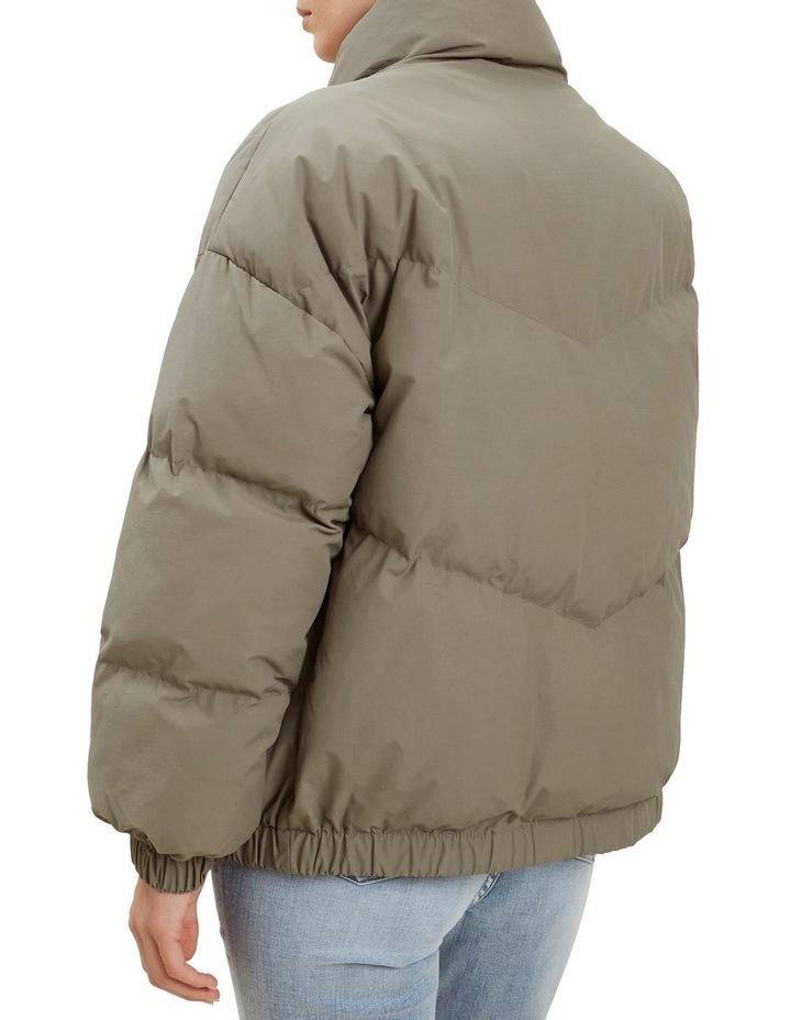 Bomber Puffer Jacket image 3
