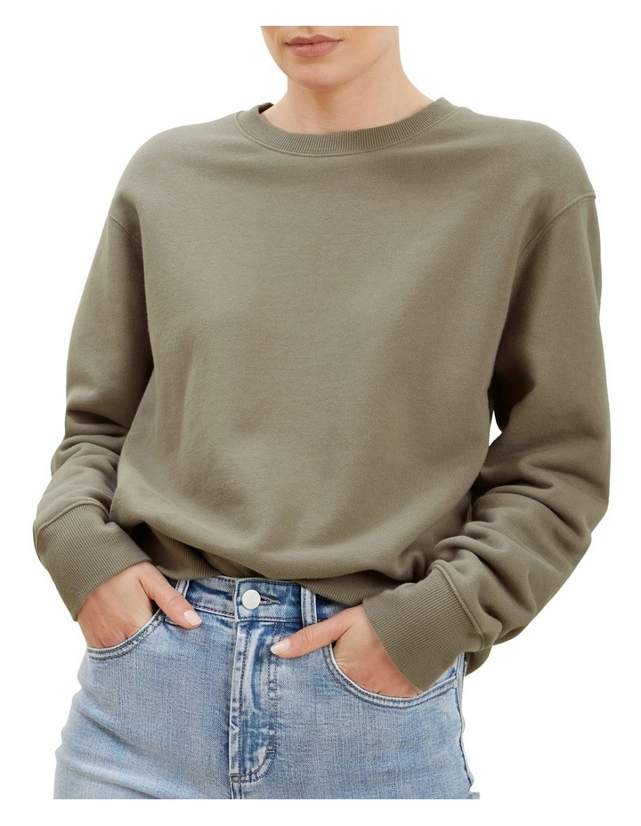 Relaxed 80s Sweater image 1