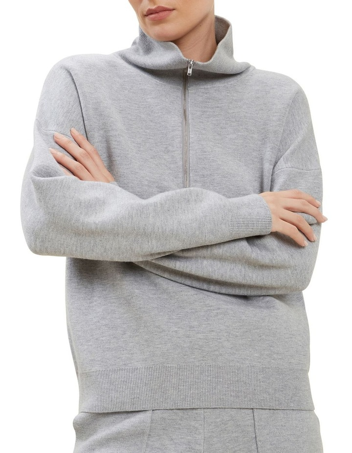 Double Knit Sweater image 4