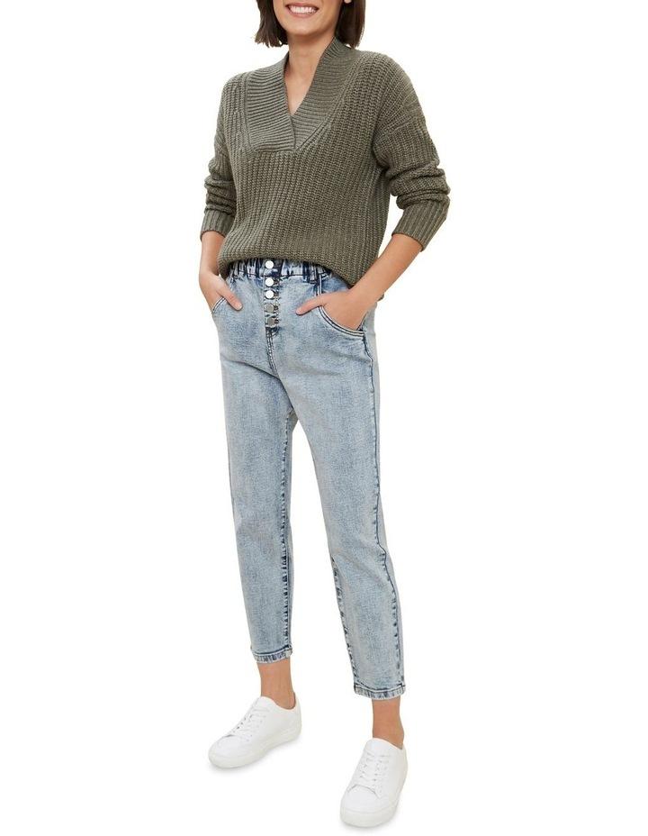 Shawl Collar Sweater image 2