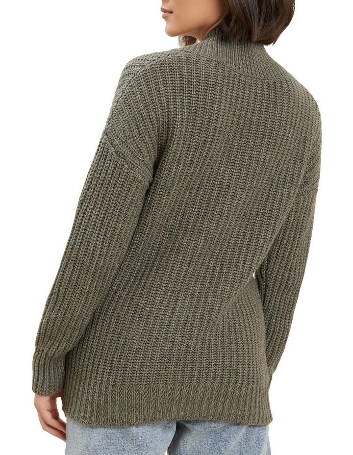 Shawl Collar Sweater image 3