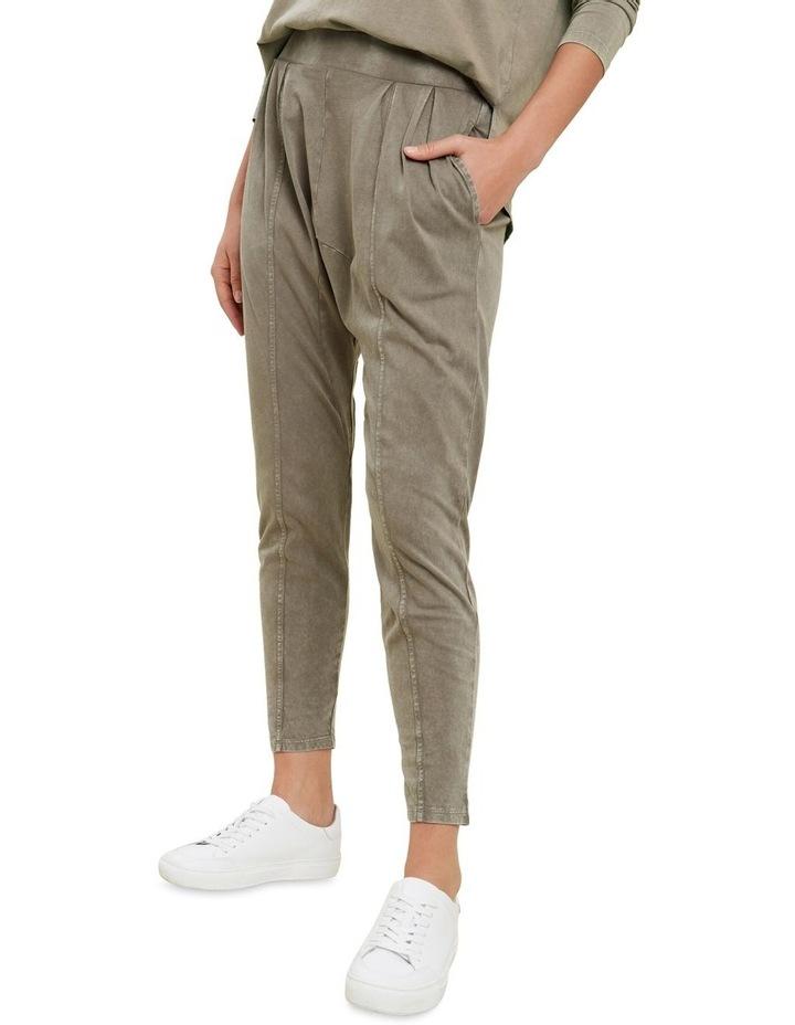 Vintage Wash Harem Pants image 1