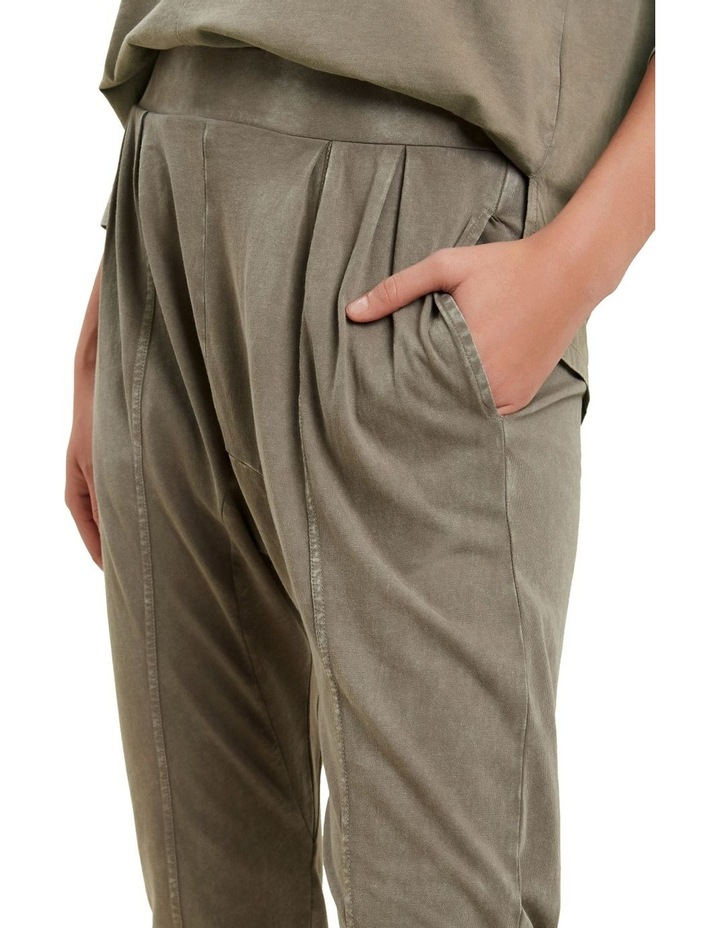 Vintage Wash Harem Pants image 4